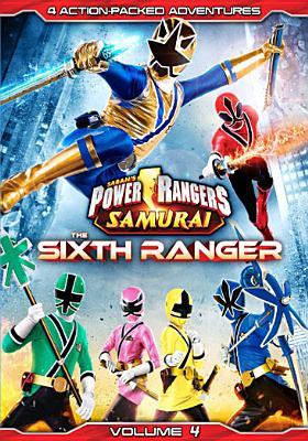 POWER RANGERS SAMURAI:SIXTH RANGER V4 BY POWER RANGERS (DVD)