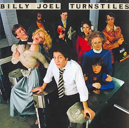 TURNSTILES BY JOEL,BILLY (CD)