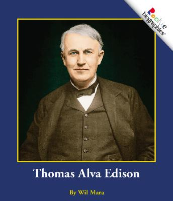 Thomas Alva Edison By Mara, Wil
