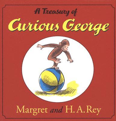 A Treasury Of Curious George By Rey, Margret/ Rey, H. A./ Weston, Martha (ILT)
